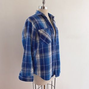 Other - Marks Work Warehouse Thick Flannel Jacket